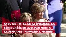 Grace et Frankie : la série Netflix avec Jane Fonda et Lily Tomlin renouvelée pour une septième et dernière saison