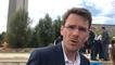 Nicolas Mayer Rossignol candidat à la mairie