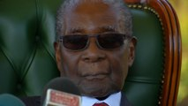 Residents react to the death of Robert Mugabe
