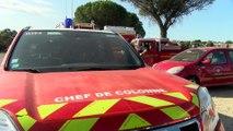 L'incendie de Septèmes-les-Vallons: les explications des pompiers