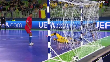 Futsal : France - Finlande, le teaser !