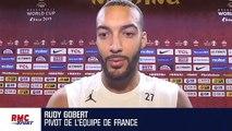"""Mondial de basket : """"Un match capital (contre la Lituanie)"""" affirme Gobert"""