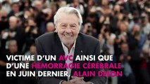 Alain Delon : sa fille Anouchka exécutrice testamentaire, elle le vivrait mal