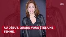 """EXCLU TELESTAR. Léa Salamé : """"Je suis moins en colère depuis que je suis maman"""""""