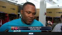 Carlos Febles On Sending Rafael Devers In The Bottom Of The 9th