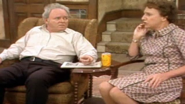 All In The Family Season 6 Episode 8 Edith Breaks Out
