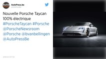 Essai automobile : Porsche passe à l'électrique avec la Taycan