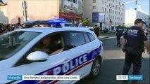 Marseille : un garçon de 17 ans poignarde une femme dans une école
