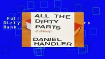 Full E-book  All the Dirty Parts  Best Sellers Rank : #2