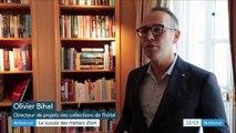 Métiers : l'artisanat d'art, un savoir-faire à la française