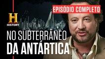 EPISÓDIO COMPLETO | ALIENÍGENAS DO PASSADO | Base alienígena na Antártica | HISTORY