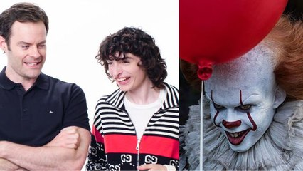 """The Cast of """"IT Chapter Two"""" Recaps the First Movie"""