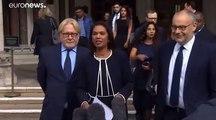 Lucha en los tribunales contra el plan de Johnson de suspender el Parlamento