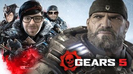 #GameblogLIVE : on se lance dans la coop sur Gears 5