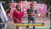 Nicki Minaj Announces Retirement