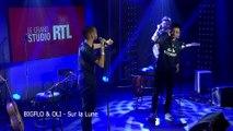 Bigflo et Oli - Sur la lune (Live) - Les Grand Studio RTL