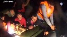 ACNUR alerta del hacinamiento en el que viven miles de refugiados en los campamentos griegos