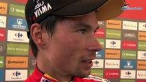 """Tour d'Espagne 2019 - Primoz Roglic : 'It's far from over"""""""