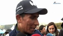 """Tour d'Espagne 2019 - Nairo Quintana : """"No estaban bastante fuertes"""""""