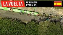 Resumen - Etapa 13 | La Vuelta 19