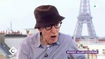 Woody Allen s'exprime (2/2) - C à Vous - 06/09/2019