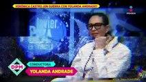 ¡Verónica Castro explota en redes sobre la boda con Yolanda Andrade!