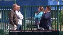 Roubaix : un salarié de La Redoute mis à pied pour avoir mangé une clémentine
