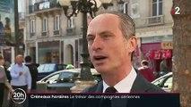 Aigle Azur : des créneaux horaires très convoités par la concurrence