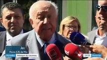 Marseille : stupeur après une agression au couteau dans une école