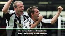 Owen and Shearer spat 'a shame' - Southgate