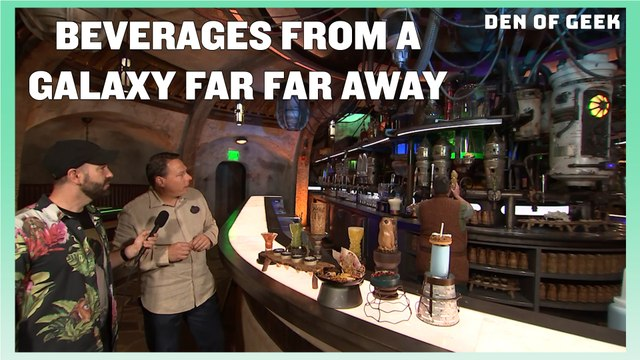 Star Wars: Galaxy's Edge | Beverages From a Galaxy Far, Far Away