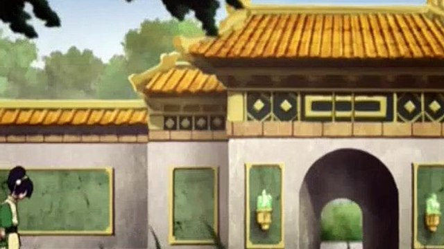 Avatar The Last Airbender S02E15 - The Tales Of Ba Sing Se