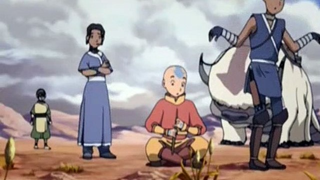 Avatar The Last Airbender S02E10 - The Library