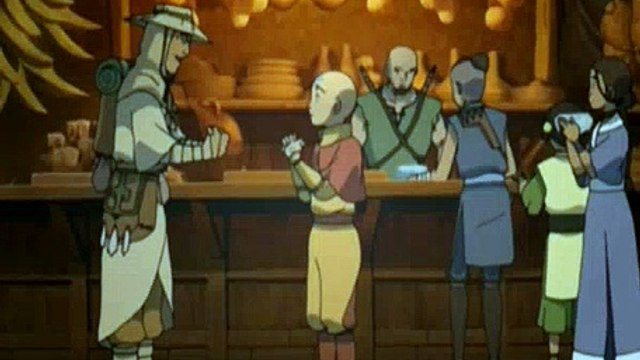 Avatar The Last Airbender S02E14 - City Of Walls And Secrets