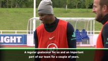 Additional responsibility at Man United great for Rashford - Southgate