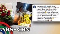 Daniel Padilla, nagpadala ng 'tulips' kay Kathryn Bernardo | UKG