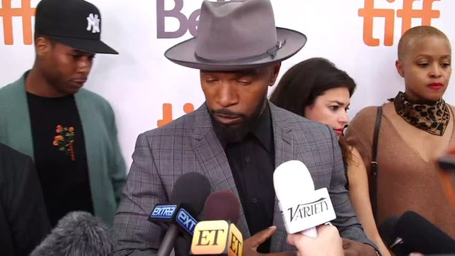 Jamie Foxx on 'Just Mercy'