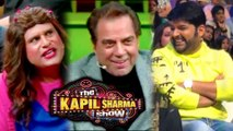 Krushna Abhishek aka SAPNA CRAZY MASTI With Dharmendra & The Deol Family | The Kapil Sharma Show
