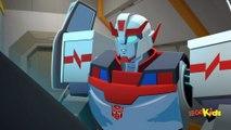 Transformers: Cyberverse  - [Season 2 Episode 3]: The Visitor