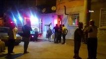 İzmir'de yangın sonrası şüpheli ölüm... Bıçakla ölmüş halde buldu