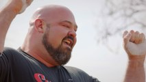 The Strongest Man in History: BRIAN SHAW'S WORLD RECORD 733 LB STONE LIFT