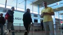 En cessation d'activité, la compagnie Aigle Azur a cloué tous ses avions au sol hier soir laissant des milliers de passagers bloqués
