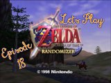 Lets Play - Legend of Zelda - Ocarina of Time Randomizer Preds Edition - Episode 18 - Fire Temple