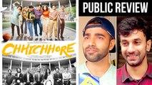Public Review Of Chhichhore | Sushant Singh Rajput | Shraddha Kapoor | Varun Sharma