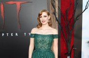 Jessica Chastain praises James McAvoy