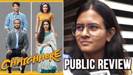 Chhichhore Movie Public Review