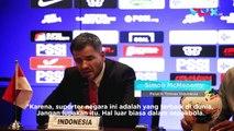 GBK KACAU! Suporter Timnas Indonesia Kepung Ultras Malaysia