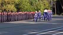 Şehit jandarma uzman çavuşun cenazesi memleketine uğurlandı