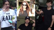 Malaika Arora, Madhuri Dixit & other Bollywood celebs were spotted;Watch video | FilmiBeat