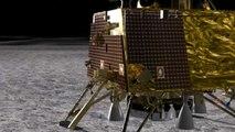 Mission lunaire : l'Inde perd le contact avec sa sonde